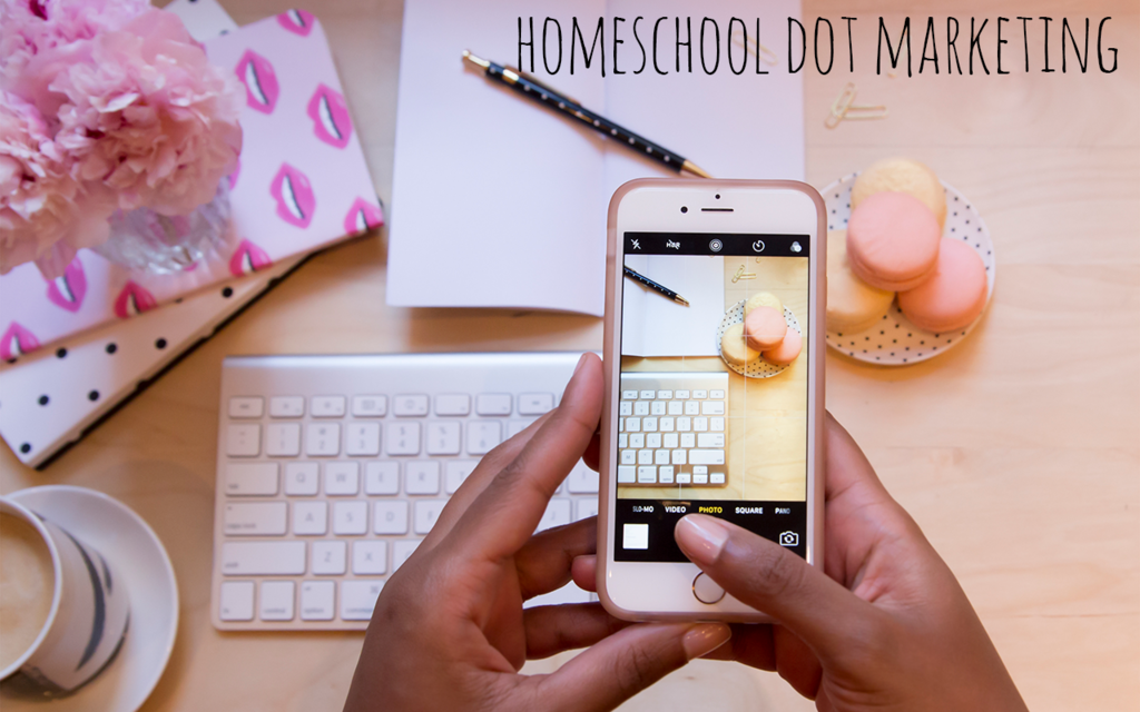 Tips for Using Hashtags for Homeschool Marketing