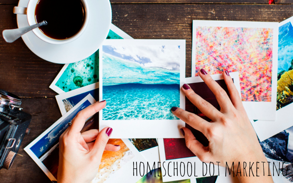 where to find stock images for homeschool marketing