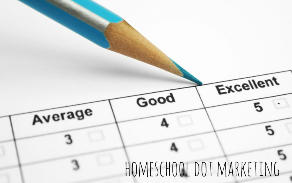 Custom Survey Packages for Homeschool Marketing