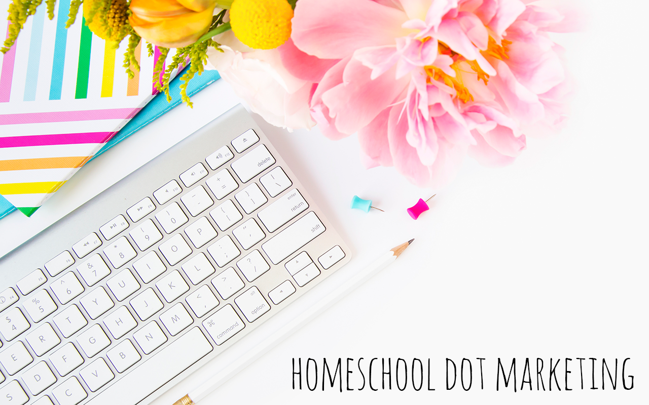 Homeschool affiliate program Homeschool Dot Marketing