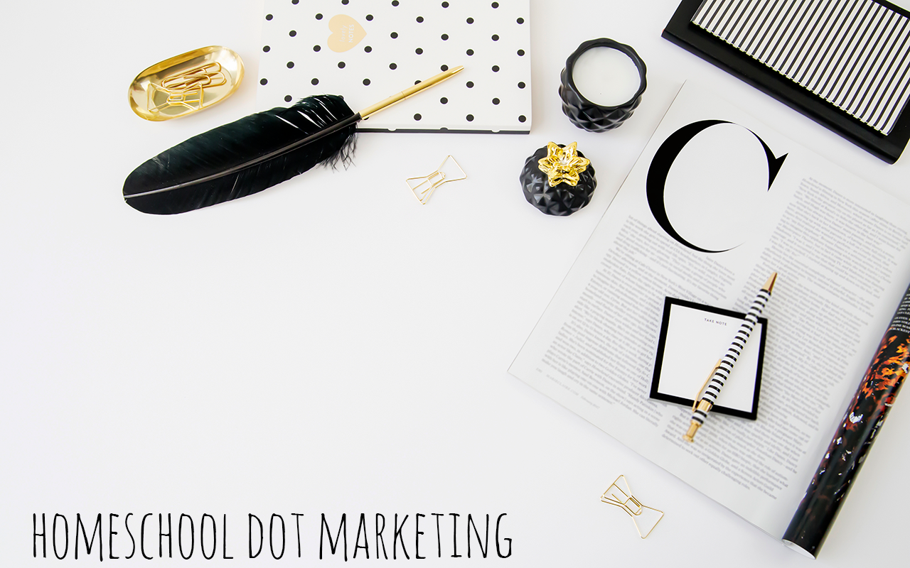 Email marketing services Homeschool Dot Marketing